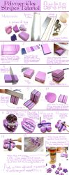 Stripes Tutorial by colourful-blossom