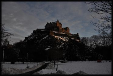 Edinburgh in winter 12 by sunnywigan