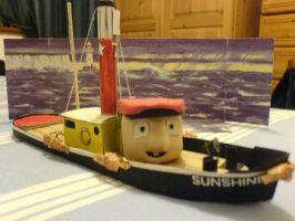 Sunshine from TUGS by YanPictures