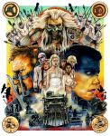 Mad Max Fury Road by EatToast