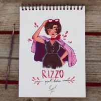 Rizzo by Misspingu