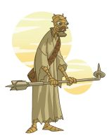 tusken raider by RM73