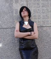Mass Effect 2 - Commander Shepard - Casual Dress by Cosplay4UsAll