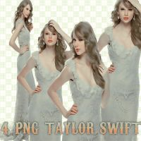 Pack 4 png Taylor Swift by JBIsMyWorld