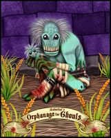 Andorhal's Orphanage for Ghouls by TigrisTheLynx