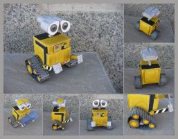 P0045 Wall-E by julofi