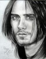 jared leto by AmbiBlueTamashi