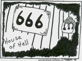 House Of Hell by Churichan