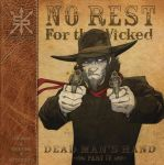 No Rest For the Wicked Cover 4 by Kminor