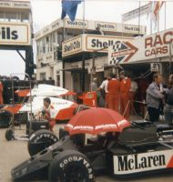 McLaren MP4/2C (Great Britain 1986) by F1-history
