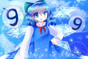 Cirno Day by SweetKooky