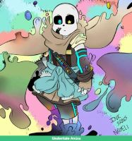 Ink Sans by qcan0312