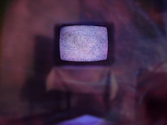 The TV That Watches Back by anitawirawan