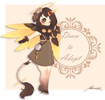 [CLOSED] Draw To Adopt -Unicorn- by WiviAdopts