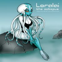 Loralai the Octopus by Yastach