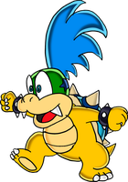 Larry Koopa v.2 by Tails19950