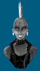 Bust: Storm by frogman354