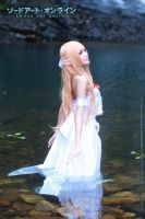 Asuna in Sword Art Online ALO (6) by multipack223