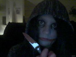Jeff the Killer - Cosplay #1 by LonesomeSprite