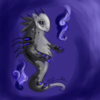 Janny's ghost by Ashenjay