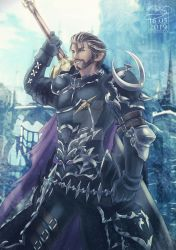 Knight of Ishgard by Poticceli
