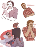 GTA V doodles pt.2 by terrorwatt