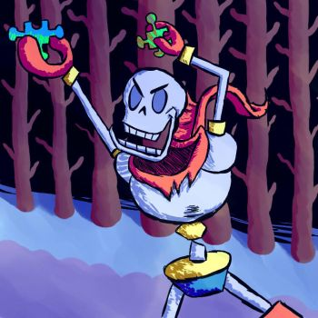 Papyrus and Puzzles by DysfunkDuk