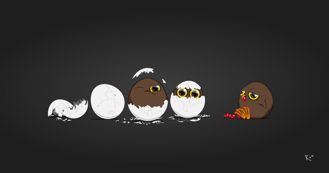 The Prodigy - Owlets by Blue-Sapphire-Ren