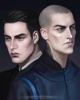 Lynch Brothers now by xla-hainex