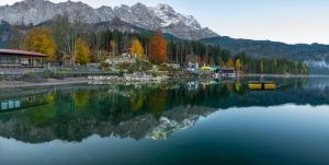 Eibsee, pano 2015 by alierturk