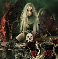 The Mother Ov Divination by Lvcifera