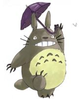 TOTORO by Call-Boy