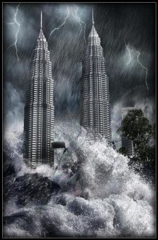 Petronas Storm by morpyre