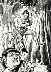 Zagor by Aldagon