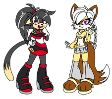 Adoptables! ( Closed ) by SpeedCircuit