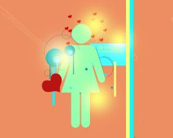 Oh it is Love by eccentricgfx