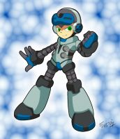 Mighty No.9: Beck by SaitoKun-EXE