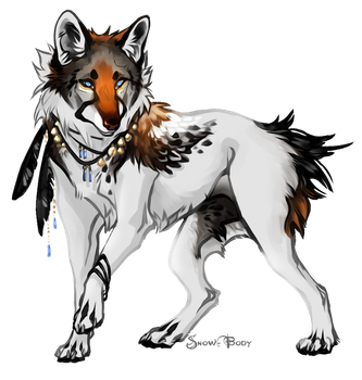 Auction: Azja (CLOSED) by Snow-Body