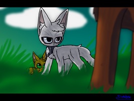 Last of the Wilds [contest entry] by Snewbew