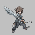 Rocking the Lalafell by Neptimite