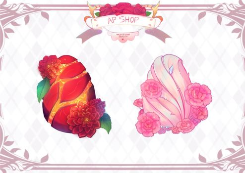 AP shop Valentines edition [SOLD OUT] by Yamio