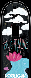 Lotus and Waterfalls: Tonight Alive by StrawberryWonderland