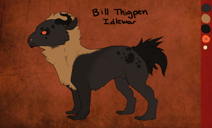 Young Master Bill by Toadfoal