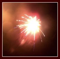 New Year's Eve 2005 Firework 2 by Yeapsystar