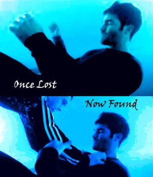 Once Lost, Now Found by Bluetiger707