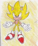 super sonic by WaitoChan