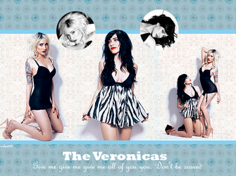 096. The Veronicas by chew094