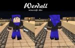 Gift - Werdall minecraft skin by TRADT-PRODUCTION