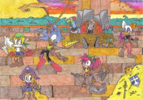 Pirates of the Hedgehog by 2PlayerWins