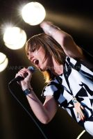 Yelle on Fire IV by confucius-zero